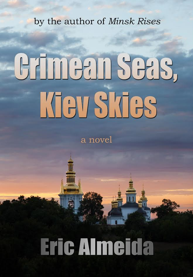 Crimean Seas, Kiev Skies book cover